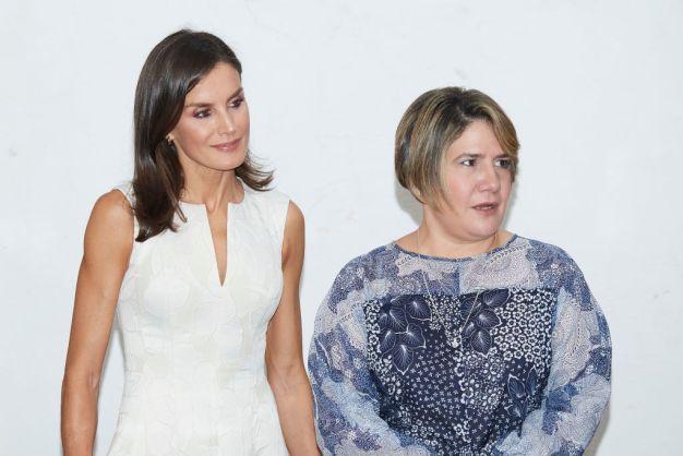 Las redes se encienden por vestido de primera dama cubana
