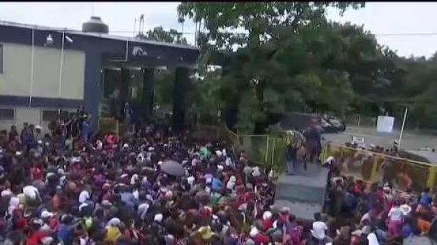 EEUU inicia envío de solicitantes de asilo a Guatemala
