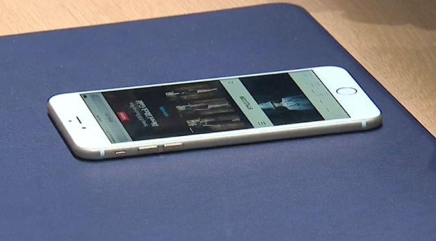 Falla en la cámara ocasiona retiro de iPhone 6 Plus