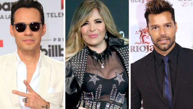 Los artistas hispanos que más boletos vendieron en 2016