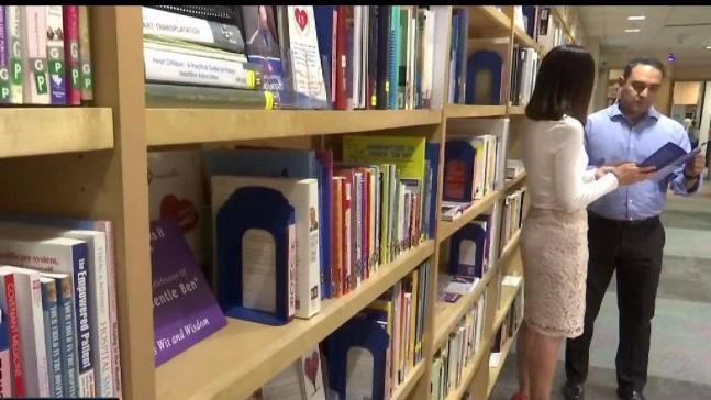 La biblioteca médica de PCH