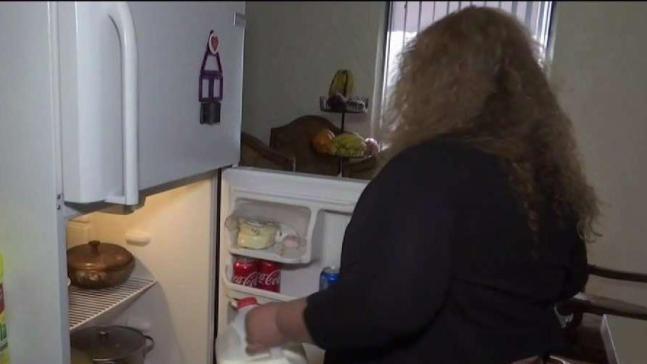 Refrigerador nuevo para televidente de Maryvale