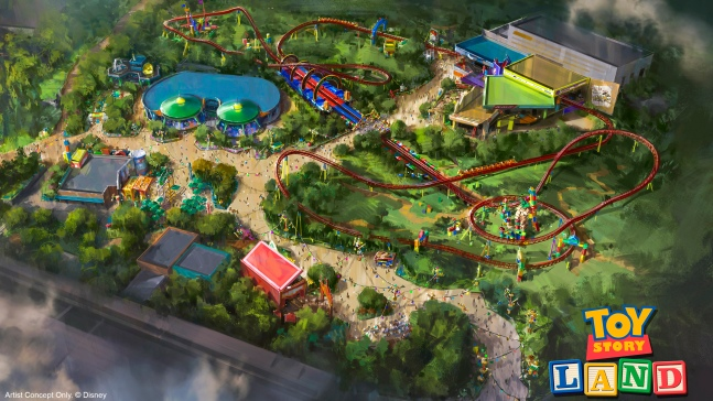 "Disney's Hollywood Studios estrena zona de ""Toy Story"""