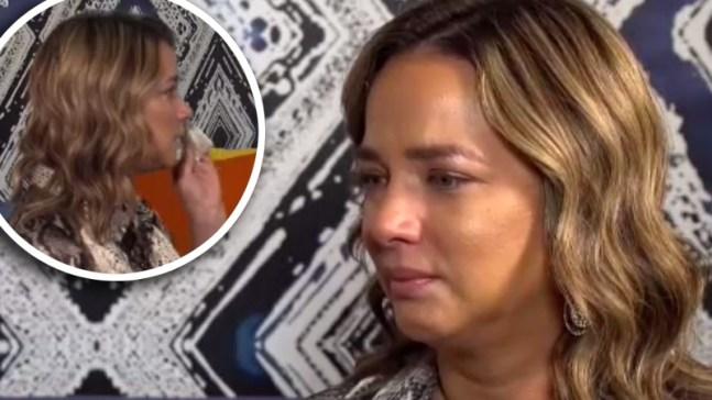 """Adamari llora al recibir mensaje del """"más allá"""""""