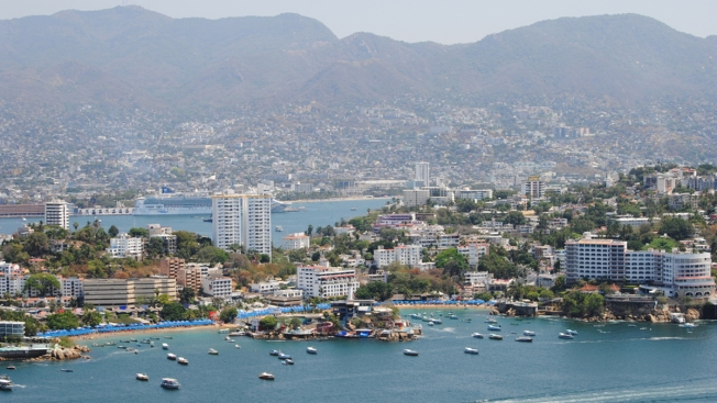 Matan a cinco en Acapulco