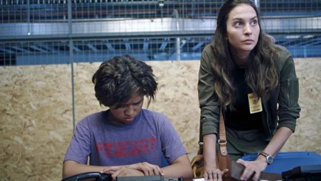 Génesis Rodríguez estrena película sobre centros de detención