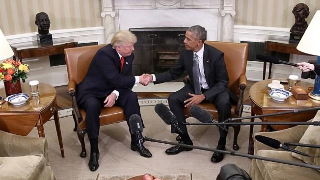 Trump y Obama se reunirán antes de toma de posesión