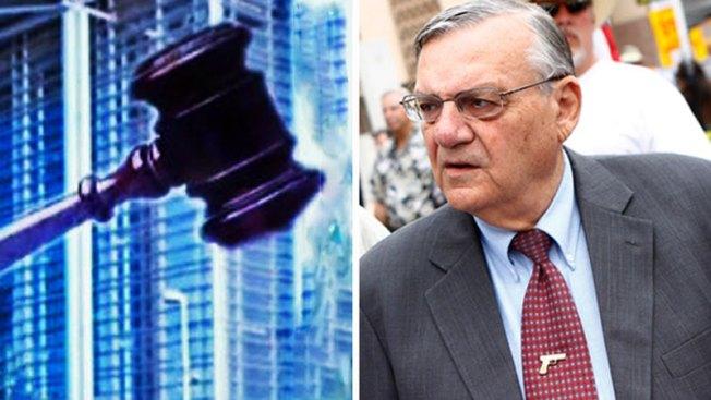 Un recuento sobre la batalla legal de Joe Arpaio