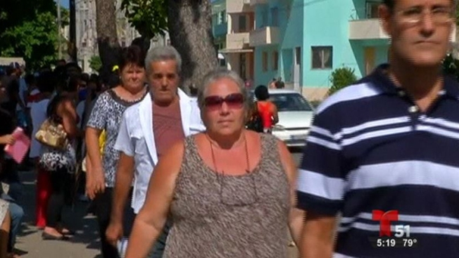 Cubanos esperan que sus vidas mejoren