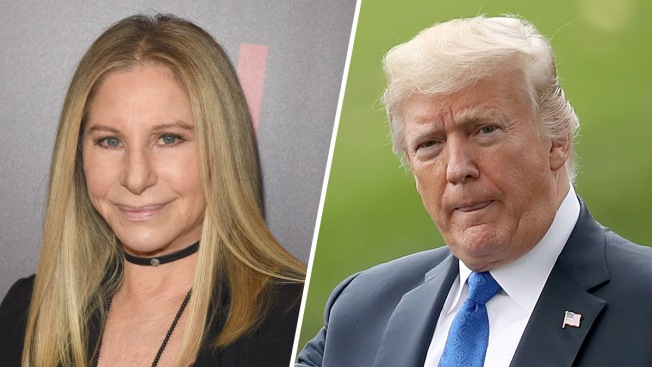 Barbra Streisand vuelve a arremeter contra Trump