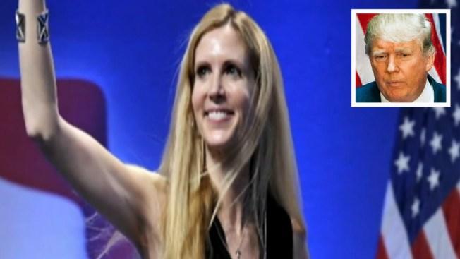 Escritora apoya a Trump contra los mexicanos