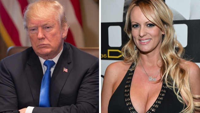 Abogado de Trump pagó 130 mil dólares por silencio de actriz porno