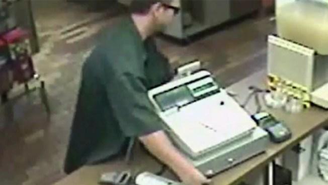 Búsqueda de hombre tras asalto en restaurante