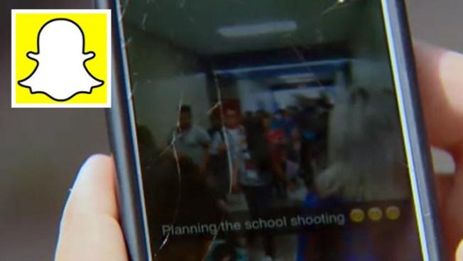 Estudiante usa redes sociales para amenazar con tiroteo