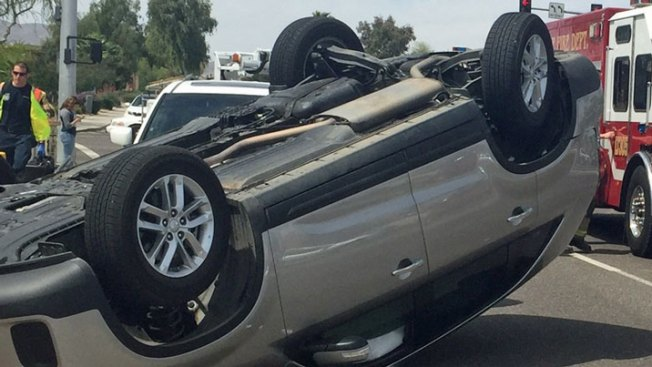 Joven muere durante accidente en Glendale