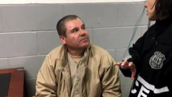 Juez niega la solicitud de mover el juicio del narcotraficante mexicano 'El Chapo'