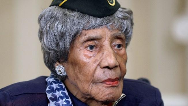 Muere veterana de guerra de 110 años