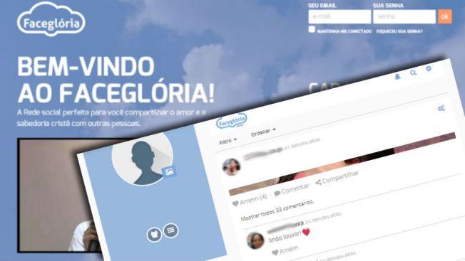 """Facegloria: Haz clic en """"Amén"""" en vez de """"Like"""""""