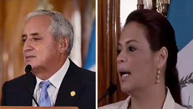 Guatemaltecos en Arizona piden renuncia de mandatarios