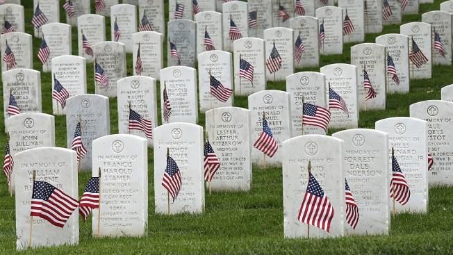 Reabren Cementerio Nacional de Arlington tras amenaza de bomba