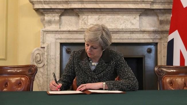Theresa May convoca a elecciones anticipadas en Reino Unido | Internacional