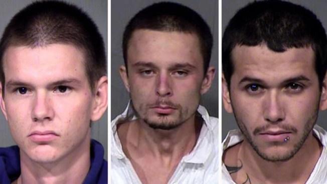 Detenidos tras mortal tiroteo en apartamento