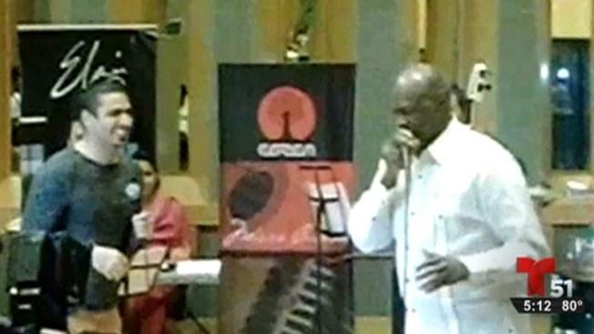 Johnny Ventura cantará en La Habana