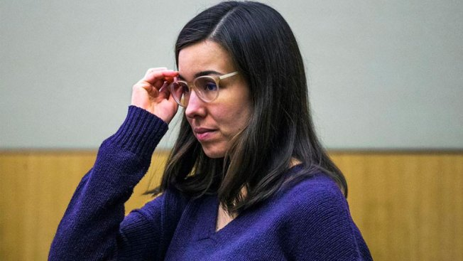 Jodi Arias no volverá a testificar en privado