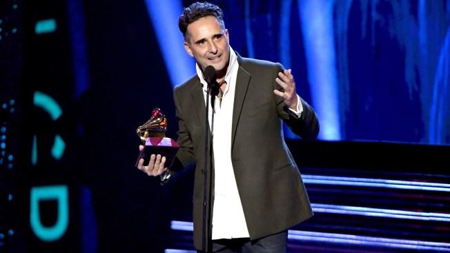 Jorge Drexler triunfa en los Latin Grammy