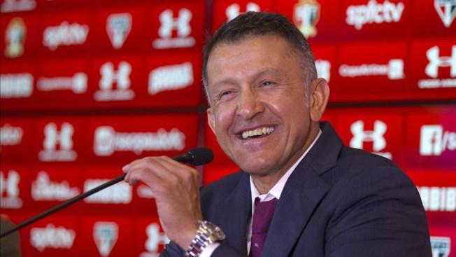 Juan Carlos Osorio sería el nuevo técnico del Tri