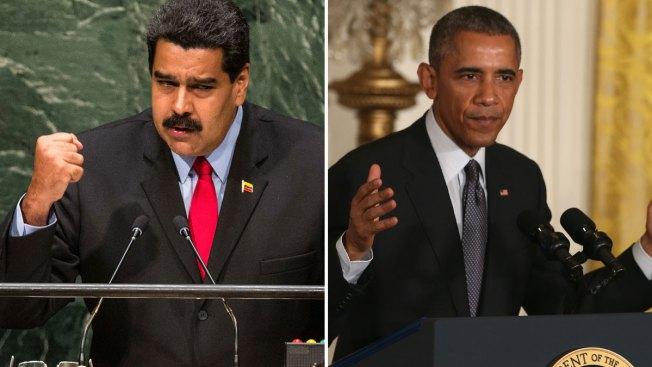 """EEUU: Venezuela es """"amenaza"""" a seguridad"""