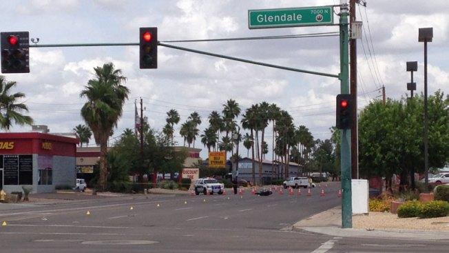 Phoenix: Muere motociclista durante accidente