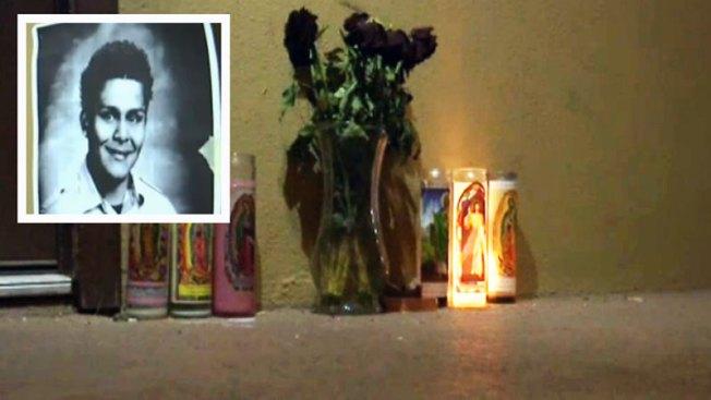 Altar para cómplice asesinado por accidente