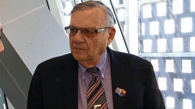 Piden a tribunal penalizar oficina de comisario Arpaio