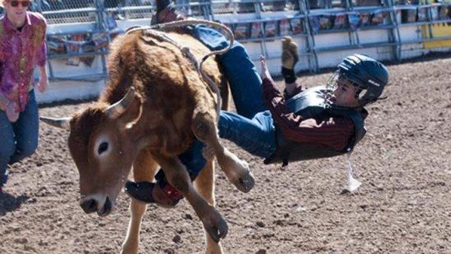 Competencia de niños se robó el show en Rodeo de Tucson