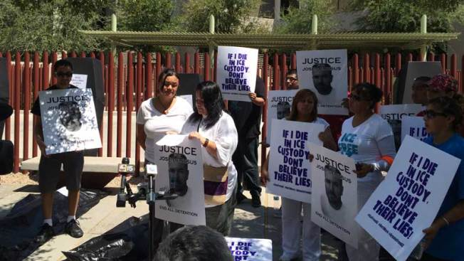 Piden justicia por muerte de inmigrante José de Jesús Deniz