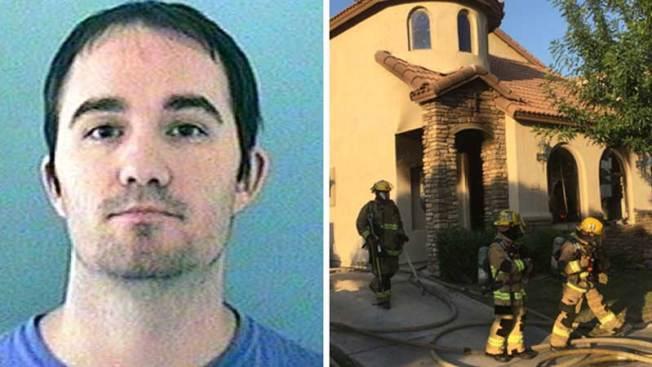 Encuentran sin vida a sospechoso de incendio en vivienda