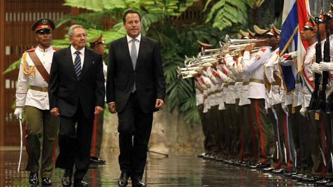 Cuba y Panamá fortalecen relaciones