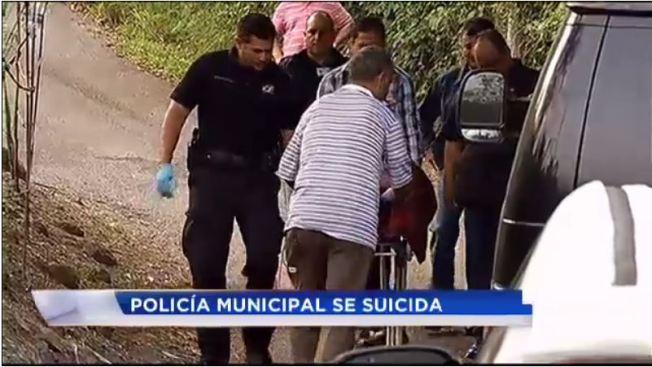 Policía se suicida tras discutir con pareja