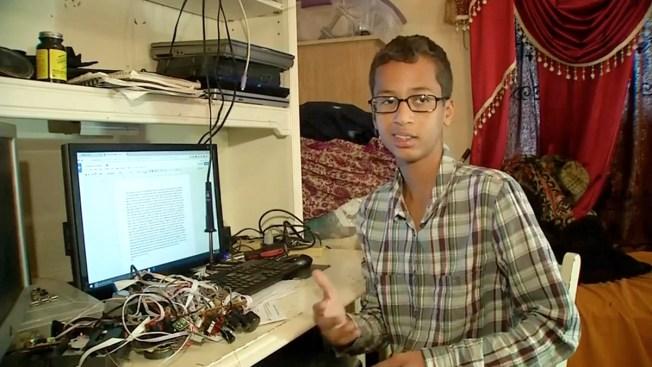 Denuncian que Ahmed no construyó el reloj