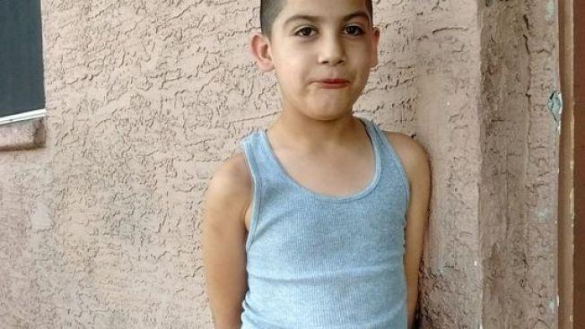 Niño de 7 años perdido regresa a casa