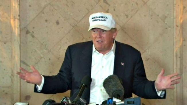 """Trump deportaría a todos y los """"buenos"""" retornen"""