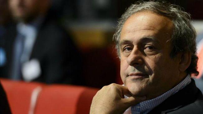 Platini, candidato a presidencia de la FIFA