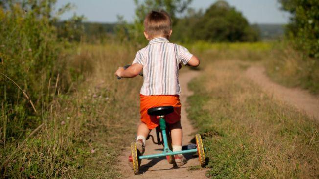 Estudio: triciclos son un riesgo para infantes