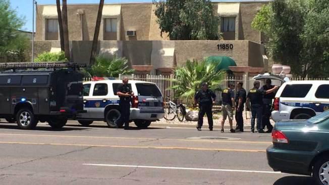 Persecución termina con muerto y arresto en Phoenix