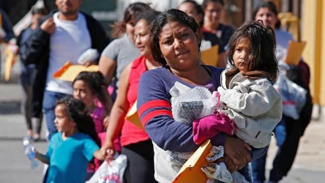 Pacto abre posibilidad de asilo para padres separados de sus hijos