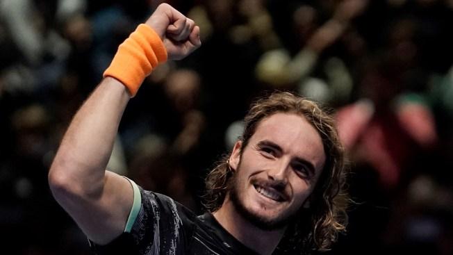 Duelo de generaciones: Stefanos Tsitsipas derrota a Roger Federer y va a la final de ATP