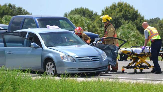 Menor gravemente herido tras accidente