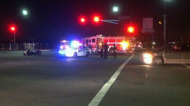 Accidente causa alerta entre motociclistas