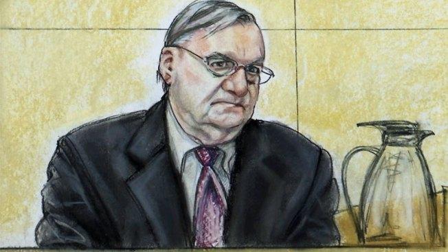 Arpaio regresa a la corte por desobediencia